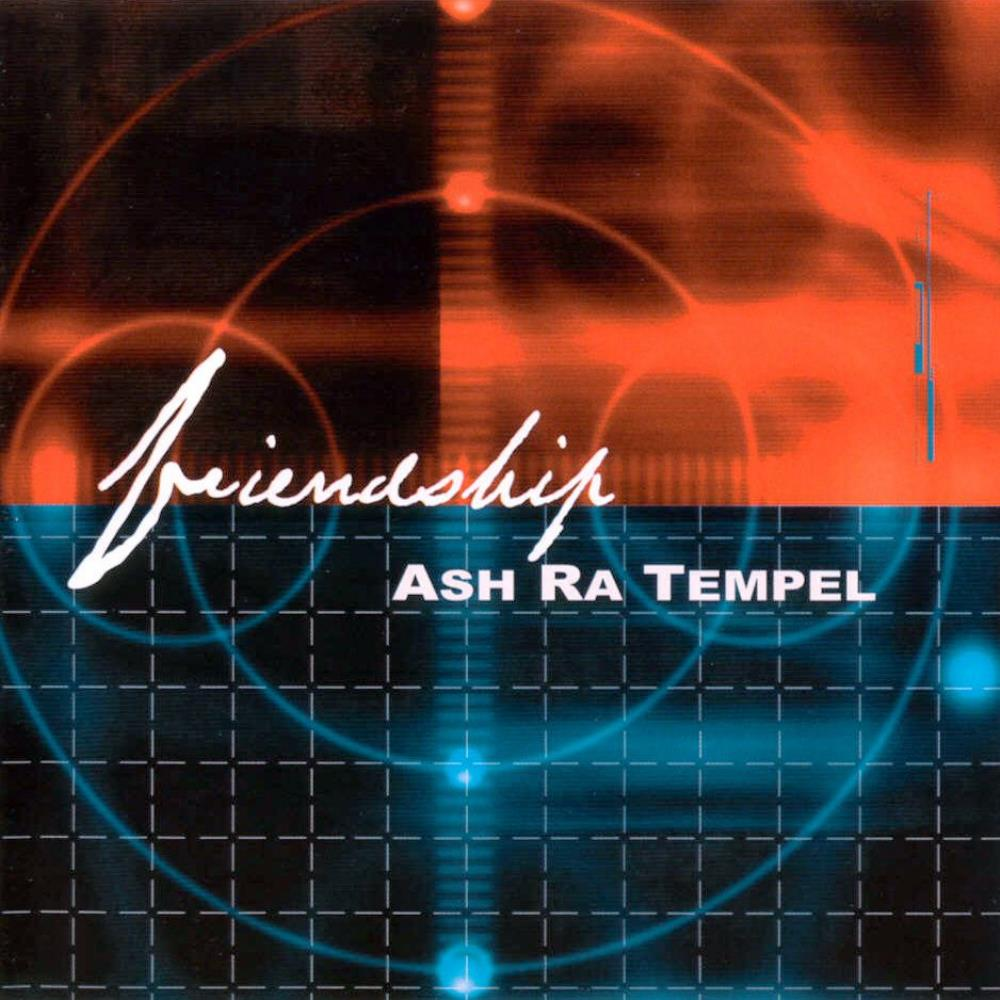 Friendship by ASH RA TEMPEL album cover