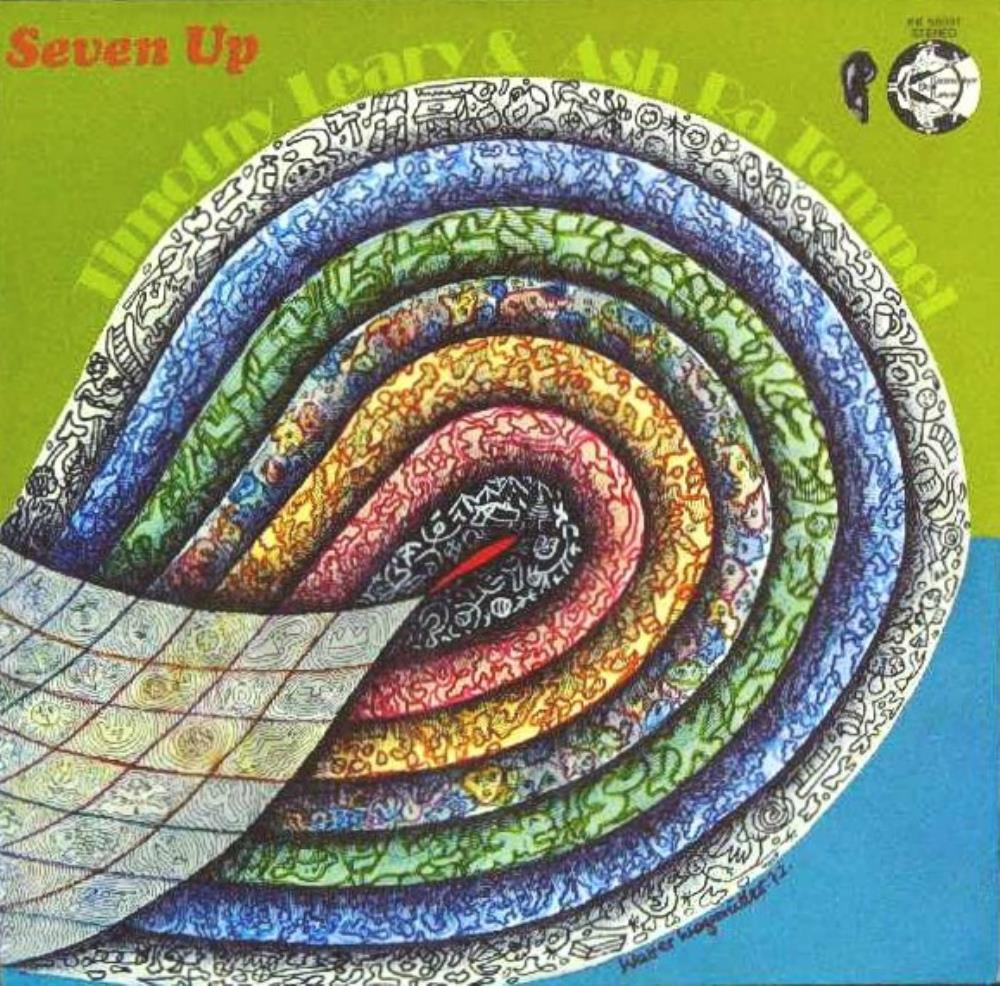 Seven Up by ASH RA TEMPEL album cover