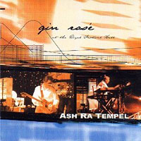Ash Ra Tempel Gin Ros� at the Royal Festival Hall album cover