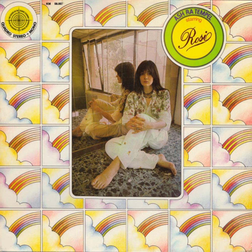 Starring Rosi by ASH RA TEMPEL album cover