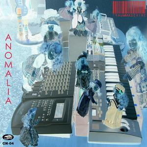 Traummaschine - Anomalia CD (album) cover