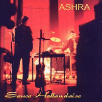 Ashra Sauce Hollandaise album cover