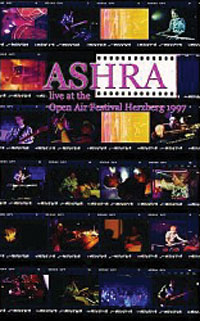 Ashra Live At The Open Air Festival Herzberg 1997 album cover
