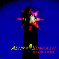 Ashra - Sunrain: The Virgin Years CD (album) cover