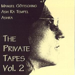 Manuel Göttsching The Private Tapes Vol. 2 album cover