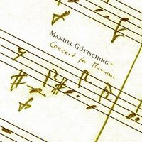 Manuel G�ttsching Concert for Murnau album cover