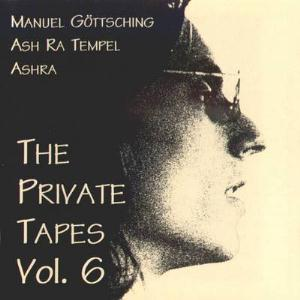 Manuel Göttsching The Private Tapes Vol. 6 album cover