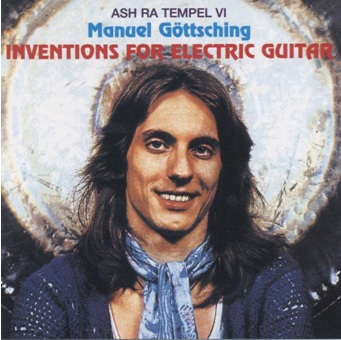 Manuel G�ttsching - Inventions For Electric Guitar CD (album) cover