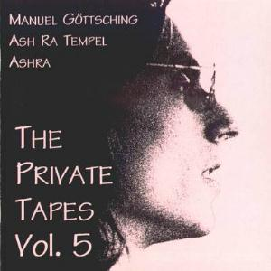 Manuel G�ttsching The Private Tapes Vol. 5 album cover