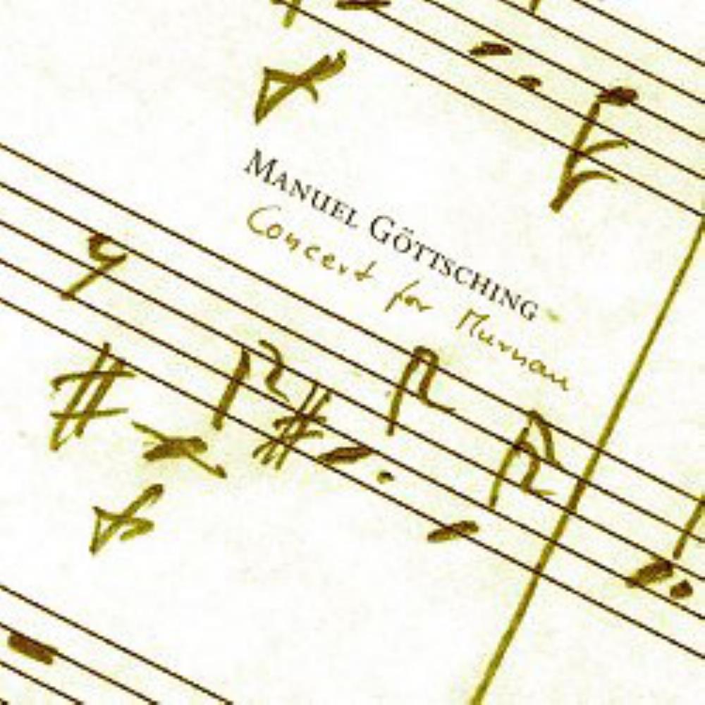 Concert For Murnau by GÖTTSCHING, MANUEL album cover