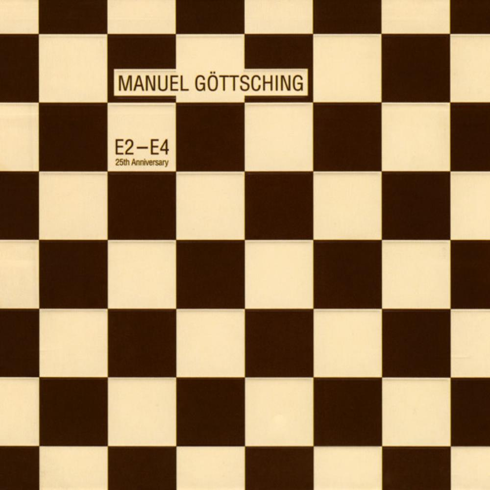 E2-E4 by GÖTTSCHING, MANUEL album cover