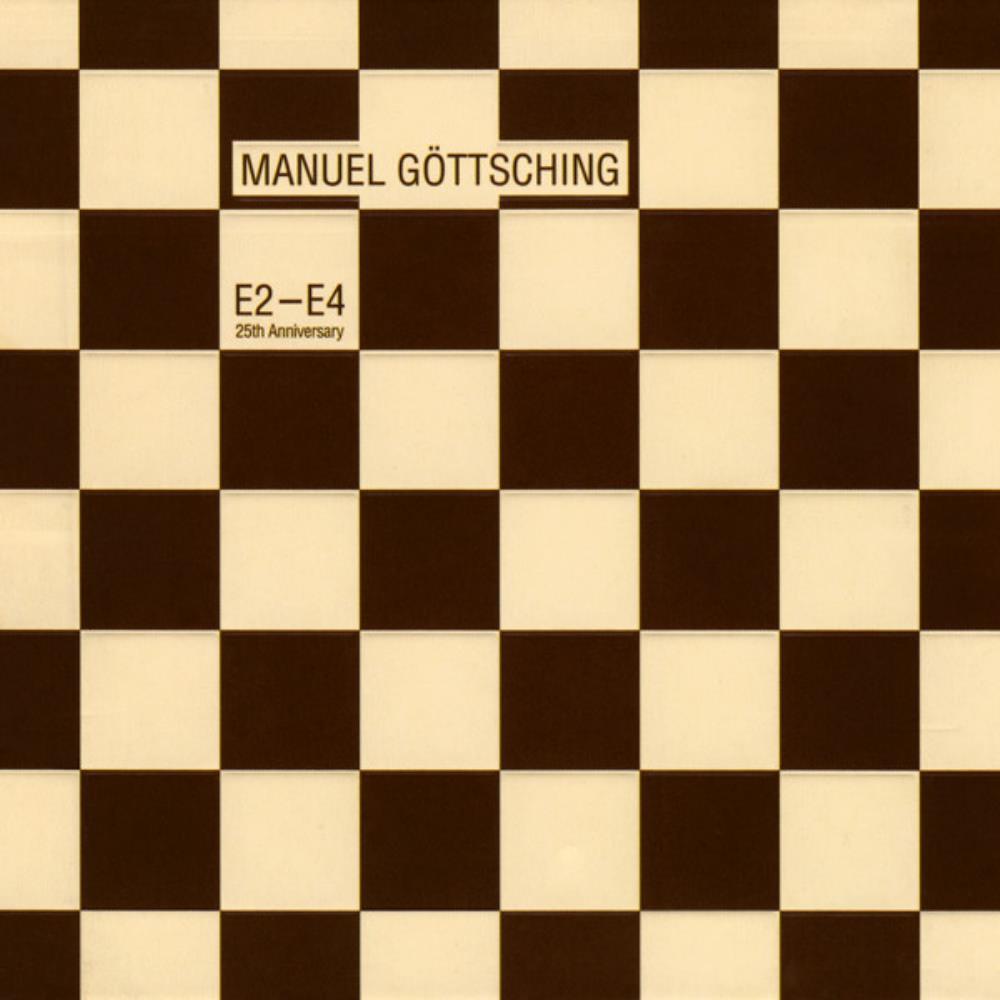 E2-E4 by GÖTTSCHING, MANUEL album cover