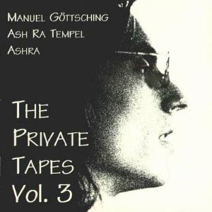 Manuel Göttsching The Private Tapes Vol. 3 album cover