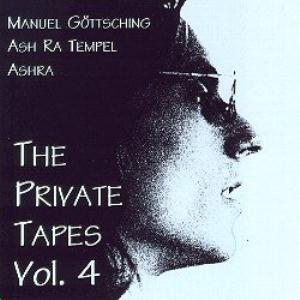 Manuel Göttsching The Private Tapes Vol. 4 album cover