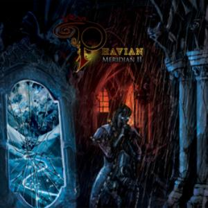 Phavian - Meridian II CD (album) cover
