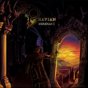 Phavian - Meridian I CD (album) cover