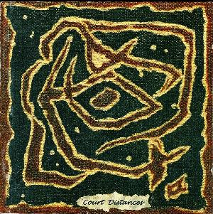 Court - Distances CD (album) cover