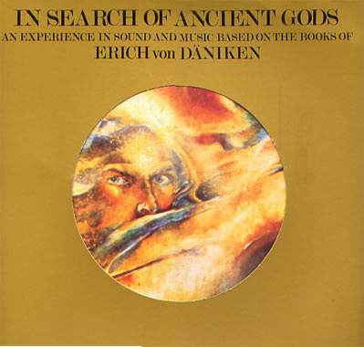 Absolute Elsewhere - In Search Of Ancient Gods CD (album) cover
