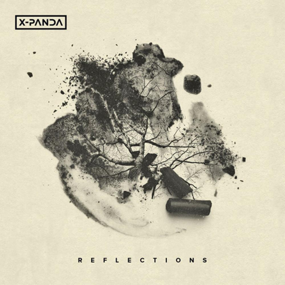 X-Panda - Reflections CD (album) cover