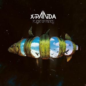 X-Panda - Flight Of Fancy CD (album) cover