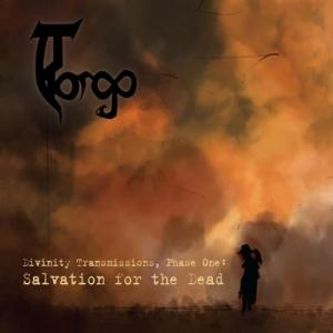 Torgo - Divinity Transmissions, Phase One: Salvation for the Dead CD (album) cover