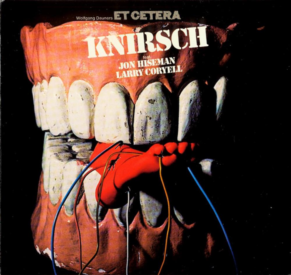 Et Cetera (DE) - Knirsch CD (album) cover