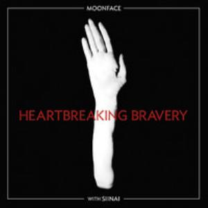 Heartbreaking Bravery (with Moonface) by SIINAI album cover