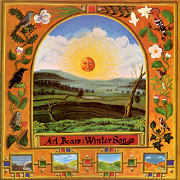 Art Bears - Winter Songs CD (album) cover