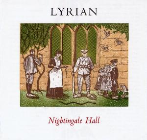 Lyrian - Nightingale Hall CD (album) cover