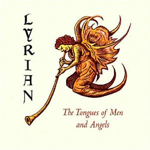 Lyrian The Tongues of Men and Angels album cover