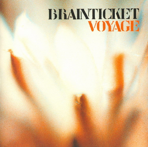 Brainticket - Voyage CD (album) cover