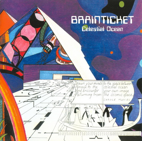 Brainticket Celestial Ocean album cover