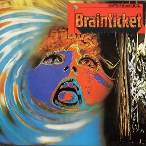 Brainticket - Cottonwoodhill CD (album) cover
