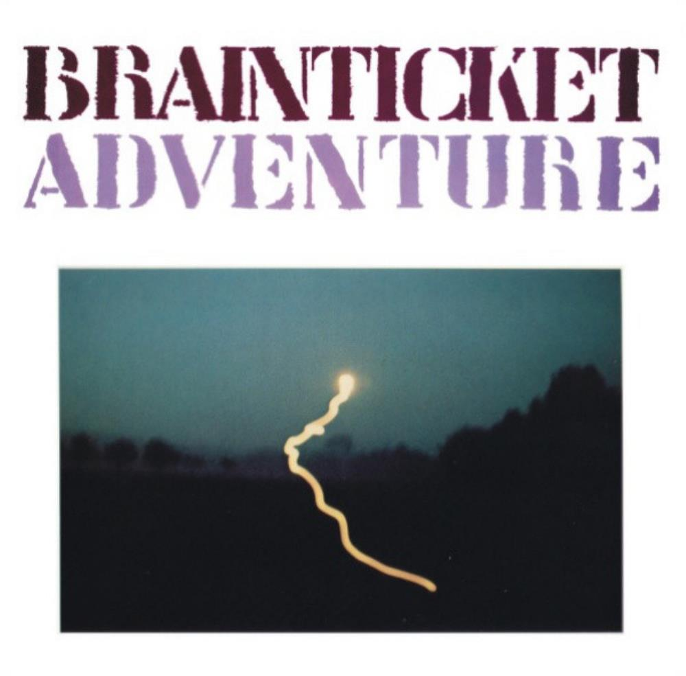Adventure by BRAINTICKET album cover