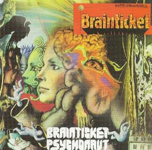 Brainticket (CottonWoodHill)+ Psychonaut by BRAINTICKET album cover