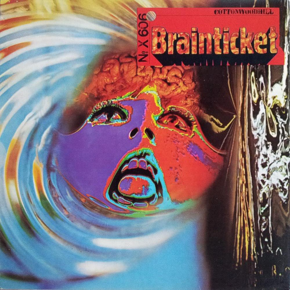 Cottonwoodhill by BRAINTICKET album cover