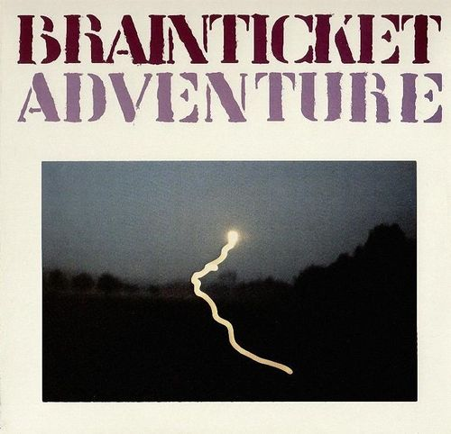 Brainticket - Adventure CD (album) cover
