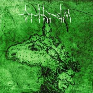 Orthrelm - OV CD (album) cover