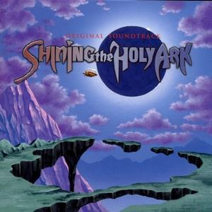 Shining the Holy Ark (Original Soundtrack) by SAKURABA, MOTOI album cover
