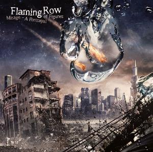 Flaming Row Mirage - A Portrayal Of Figures album cover