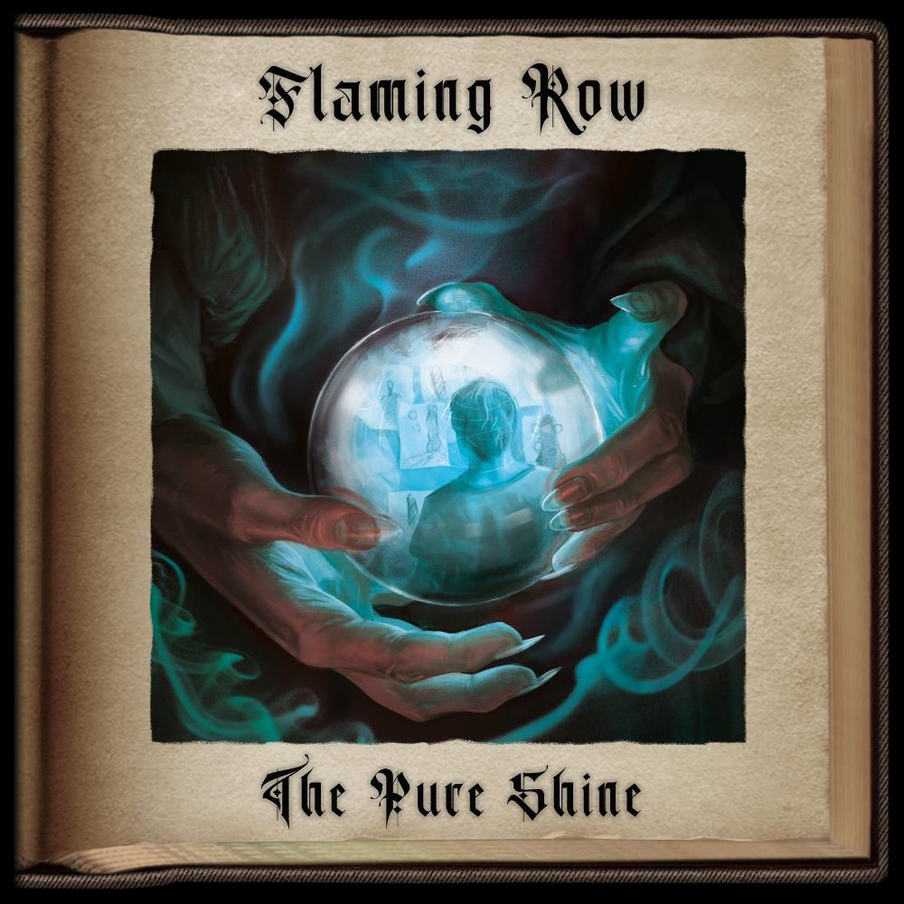 Flaming Row - The Pure Shine CD (album) cover