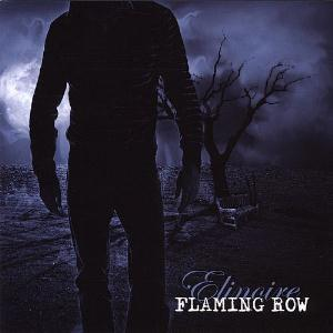 Flaming Row - Elinoire CD (album) cover