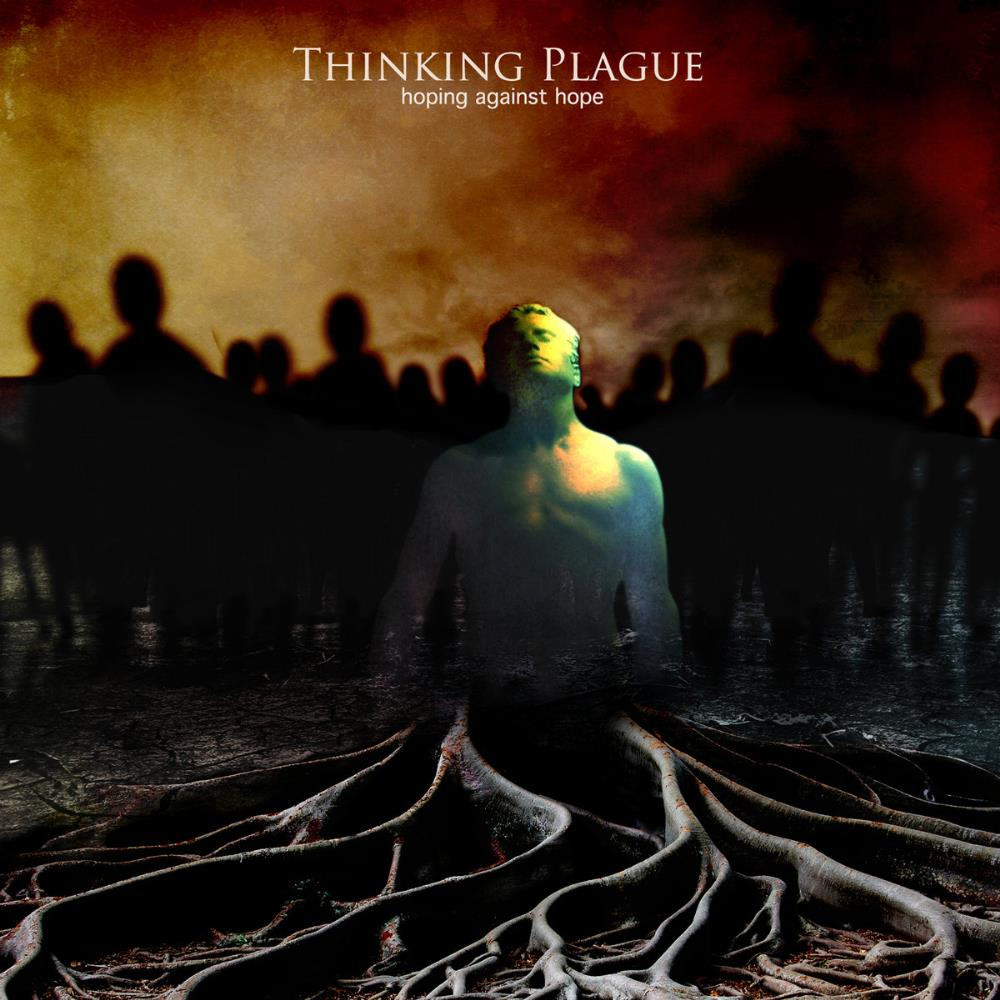 Hoping Against Hope by THINKING PLAGUE album cover