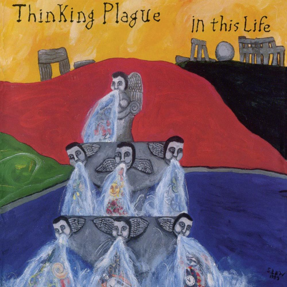 Thinking Plague - In This Life CD (album) cover