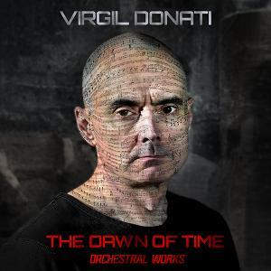 The Dawn of Time by Donati, Virgil album rcover