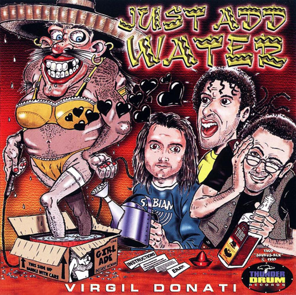 Just Add Water by DONATI, VIRGIL album cover