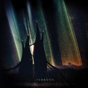 Uneven Structure Februus album cover
