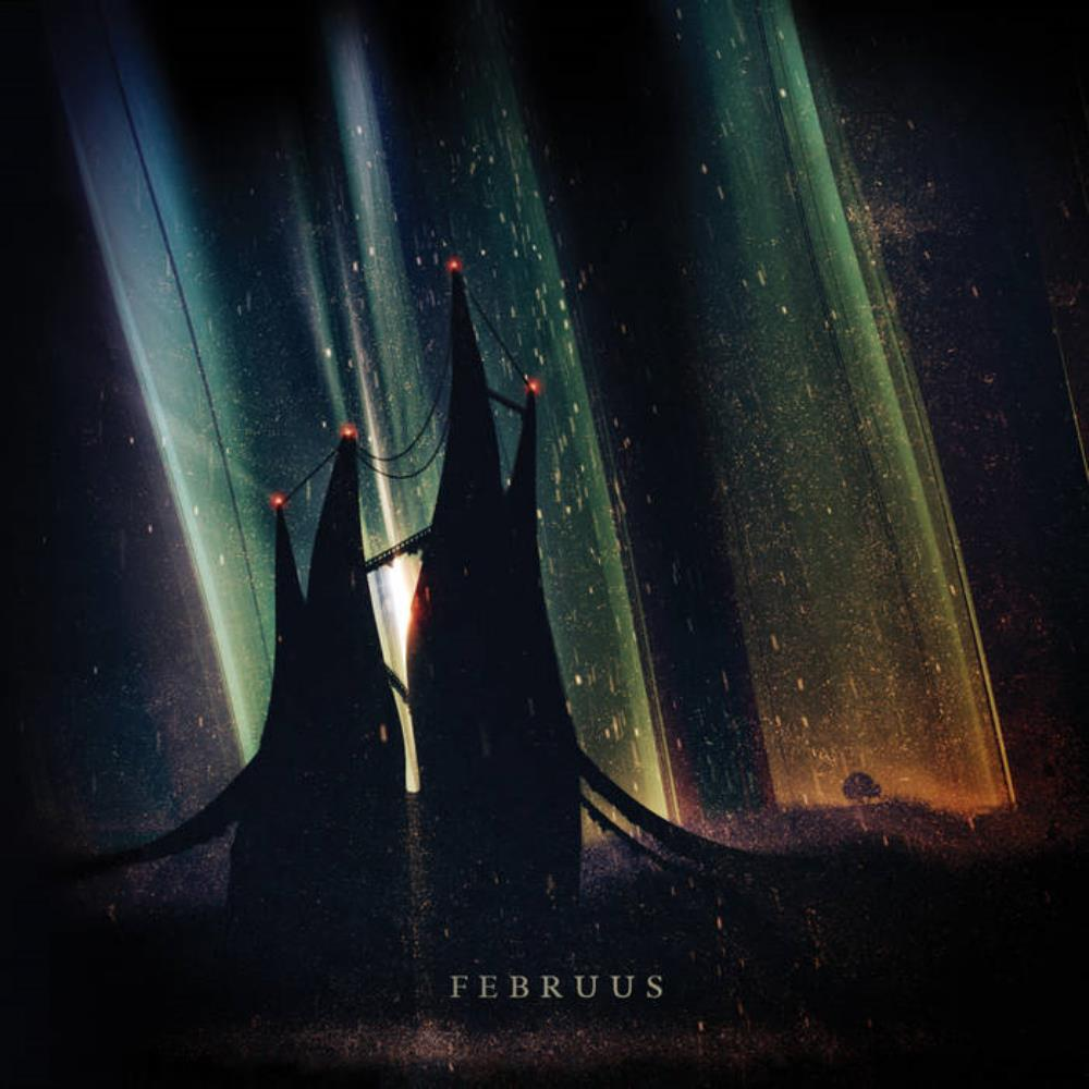 Februus by UNEVEN STRUCTURE album cover