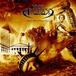 The Anabasis - Back From Being Gone CD (album) cover