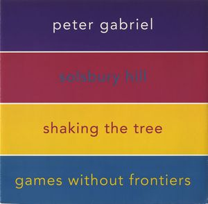 Peter Gabriel Solsbury Hill album cover